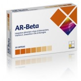AR-Beta Integratore Abbronzatura Named - 30 Capsule