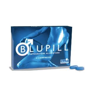 Blupill Integratore Sessuale - 6 Compresse