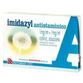 Imidazyl Collirio Antistaminico - 10 Flaconcini 0,5 ml