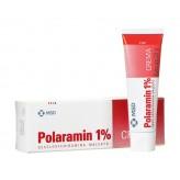 Polaramin Crema Antistaminica 1% Desclorfeniramina Maleato - Tubo 25 g