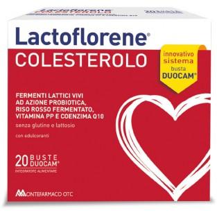 Lactoflorene Colesterolo - 20 Buste