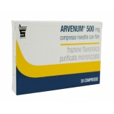 Arvenum 500 mg - 60 Compresse Rivestite