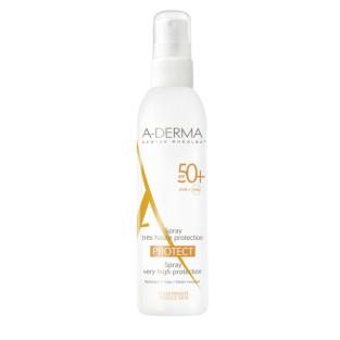 A-Derma Protect Protezione Solare Spray - SPF 50+
