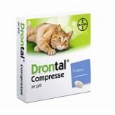 Drontal Gatti - 2 Compresse
