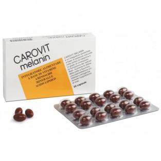 Carovit Melanin - 20 compresse