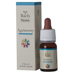 Agrimony Gocce Fiori di Bach Guna - 10 ml