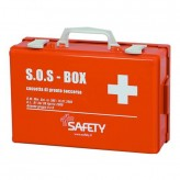 Cassetta Pronto Soccorso Aziendale Safety