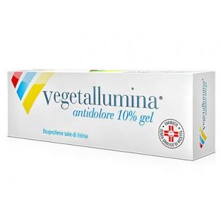 Vegetallumina Antidolore 10% Ibuprofene Gel - 50 g