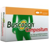 Buscopan Compositum - 20 Compresse Rivestite