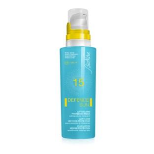 Latte solare SPF 15 Bionike Defence Sun - 125 ml