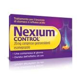Nexium Control 20 mg Esomeprazolo - 7 Compresse Gastroresistenti