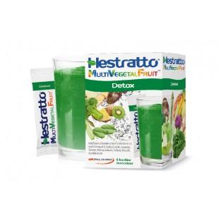 Hestratto Multi Vegetal Fruit Detox - 8 Bustine Monodose