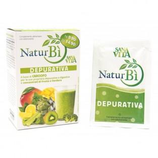 Naturbì Depurativa SanaVita - 8 Bustine Monodose