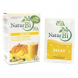 Naturbì Relax SanaVita - 8 Bustine Monodose
