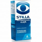 Stilla Collirio Decongestionante 0,05% - Falconcino 8 ml
