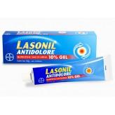 Lasonil Antidolore Ibuprofene Sale di Lisina 10% Gel - Tubo 50 g