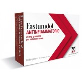 Fastumdol Antinfiammatorio 25 mg Dexketoprofene - 20 Buste