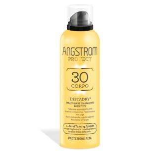 Spray Trasparente Solare SPF 30 Angstrom