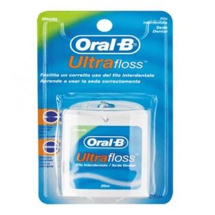 Filo Interdentale UltraFloss Oral B - 25 mt