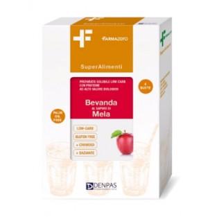 Bevanda alla Mela FarmaZero - 4 Buste