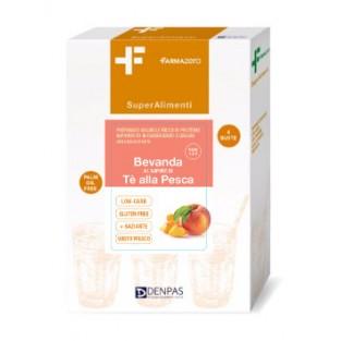 Bevanda Tè alla Pesca FarmaZero - 4 Buste