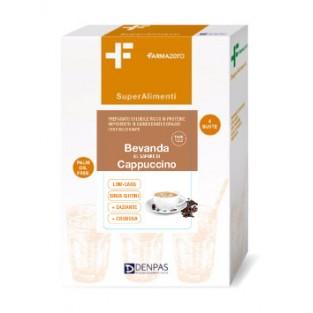 Bevanda al Cappuccino FarmaZero - 4 Buste