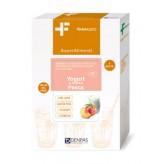Yogurt al sapore di Pesca FarmaZero - 4 Buste