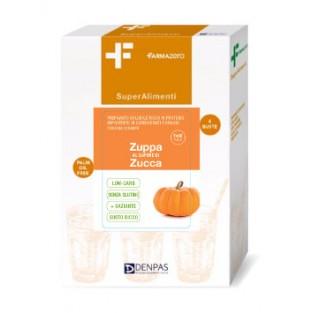 Zuppa al sapore di Zucca FarmaZero - 4 Buste