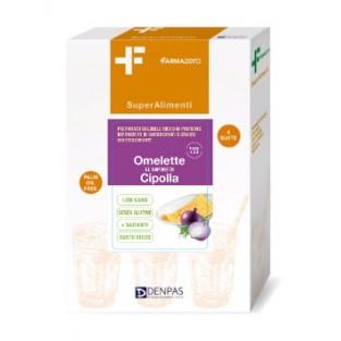 Omelette al sapore di Cipolla FarmaZero - 4 Buste