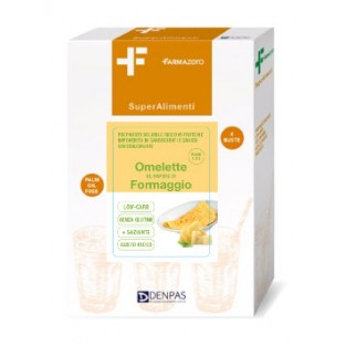 Omelette al Formaggio FarmaZero - 4 Buste
