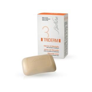 Sapone di Marsiglia Solido Triderm Bionike - 100 g