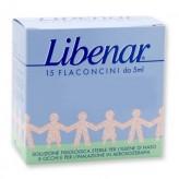 Libenar Soluzione Fisiologica - 15 Flaconcini da 5 ml