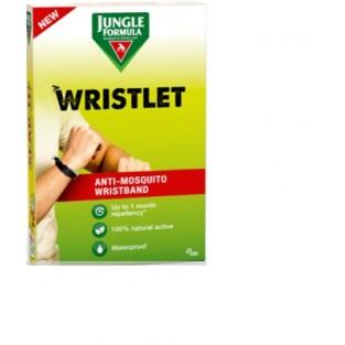 Jungle Formula Braccialetto Antizanzare per Adulti