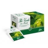 Tisana con the verde e menta Aboca - 20 filtri