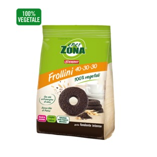 Frollini Fondente Intenso Enerzona - 250 g