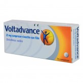 Voltadvance 25 mg - 10 Compresse Rivestite