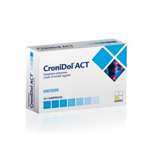 CroniDol Act Named - 20 compresse