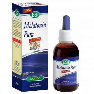 Melatonin Pura Esi Junior - Gocce 40 ml