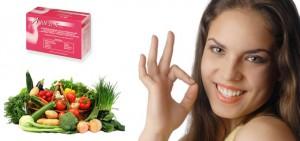 Amin 21 K: schema della dieta