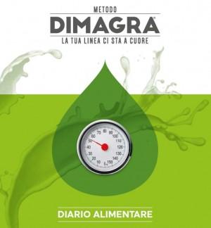 Metodo Dimagra: il diario alimentare completo